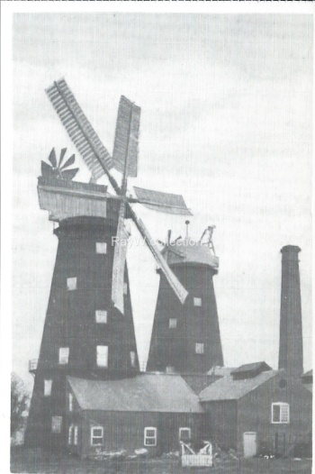Alfreton - Riddings Mill