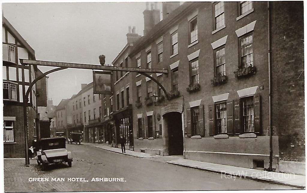 Ashbourne Green Man Hotel