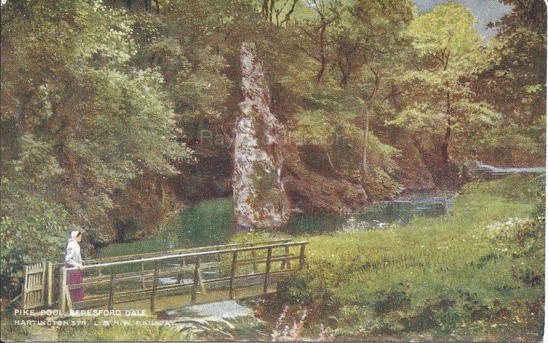 Beresford Dale - Pike Pool
