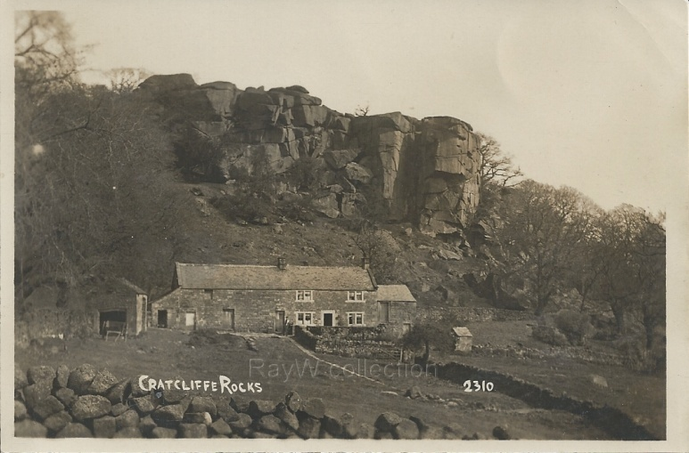 Cratcliffe Rocks Harthill Moor