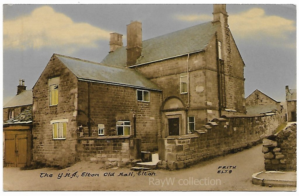 Elton Old Hall YHA