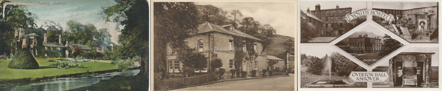 My Old Derbyshire Postcards
