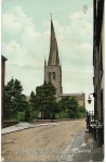 Chesterfield - Crooked Spire Parish Church