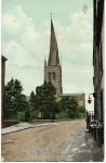 Chesterfield - Crooked Spire Parish Church