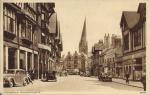 Chesterfield - Knifesmithsgate - Photochrom 85939