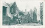 Chesterfield - Memorial Hall - Peveril