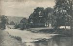 Cromford - Church and Bridge 17466