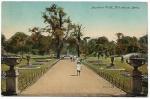 Derby - The Arboretum Fountain Walk