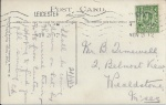 Derwent Hall from hills Sneath 149 1912