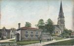 Edensor village