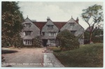 Hartington Hall YHA - front entrance