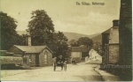 Hathersage - The Village