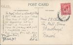 Matlock - Smedley's Hydro Keetley 1923 back